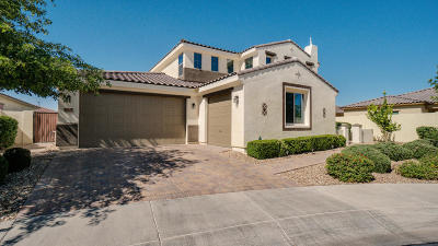 Goodyear Single Family Home For Sale: 15682 W Wilshire Drive