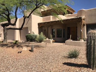 Fountain Hills Single Family Home For Sale: 16026 E Tumbleweed Drive