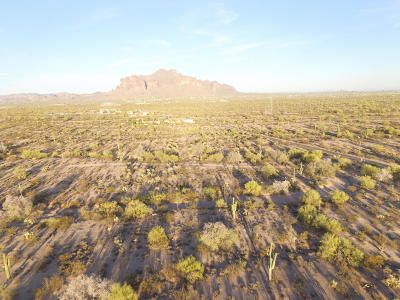 Apache Junction Residential Lots & Land For Sale: E McKellips Boulevard