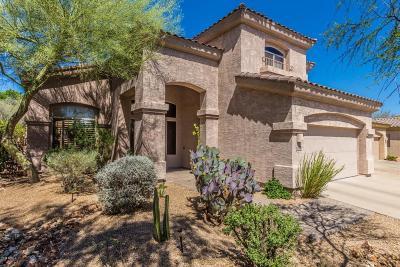 Scottsdale Single Family Home For Sale: 7728 E Via Montoya