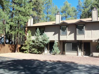 Pinetop Condo/Townhouse For Sale: 1460 S Adair Drive #81