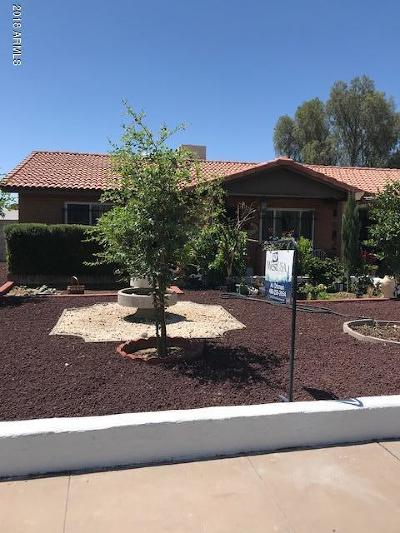 Peoria Single Family Home For Sale: 7115 W Ironwood Drive