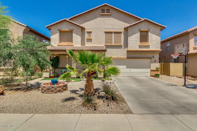 Maricopa Single Family Home For Sale: 46104 W Sonny Road