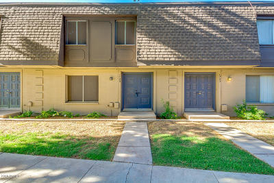 Tempe Condo/Townhouse UCB (Under Contract-Backups): 1728 E Ellis Drive