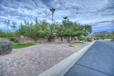 Paradise Valley Single Family Home For Sale: 4744 E Foothill Drive