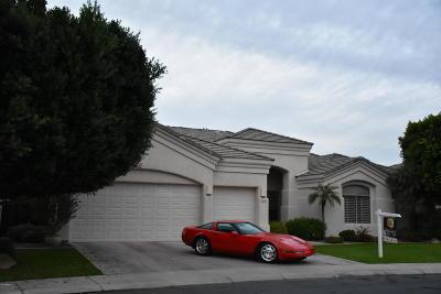 Chandler AZ Single Family Home For Sale: $799,900
