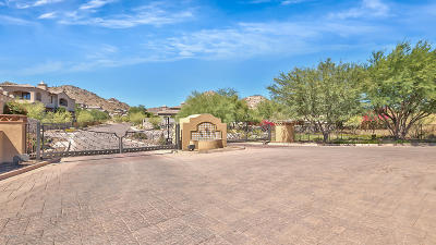 Paradise Valley Single Family Home For Sale: 6550 N 39th Way