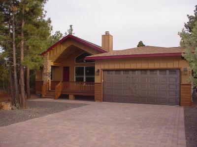 Lakeside Single Family Home For Sale: 5453 S Elk Springs
