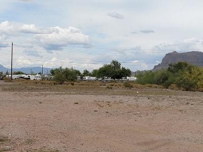 Apache Junction Residential Lots & Land For Sale: 445 E Old West Highway