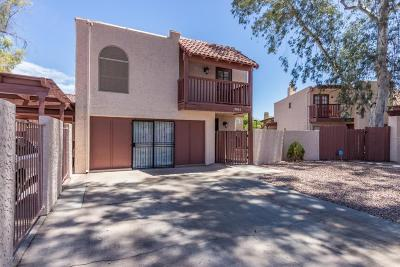 Tempe Single Family Home UCB (Under Contract-Backups): 1905 S Shannon Drive
