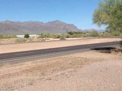Apache Junction Residential Lots & Land For Sale: 01955 E Old West Highway