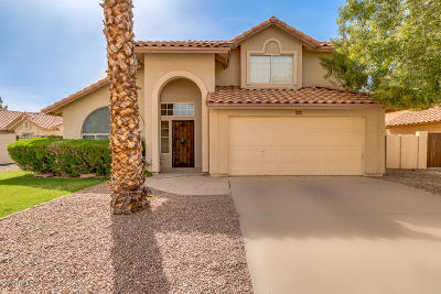 Chandler Single Family Home For Sale: 3820 S Acacia Court