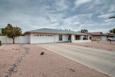 Phoenix Single Family Home For Sale: 340 E Carol Ann Way