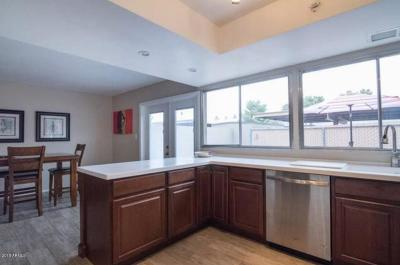 Tempe Condo/Townhouse UCB (Under Contract-Backups): 1727 E Baker Drive