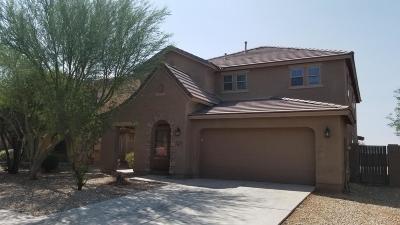 Casa Grande Single Family Home For Sale: 2399 E Rosario Mission Drive