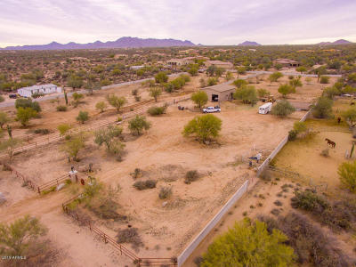 Scottsdale Residential Lots & Land For Sale: 16724 E Barwick Drive