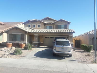 Tolleson Single Family Home For Sale: 9119 W Florence Avenue