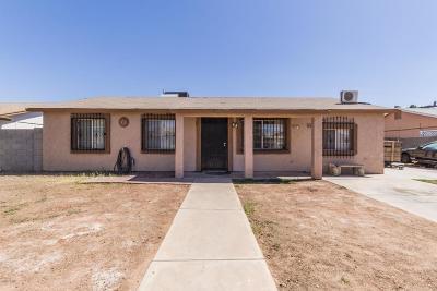 Phoenix Single Family Home For Sale: 8015 W Elm Street