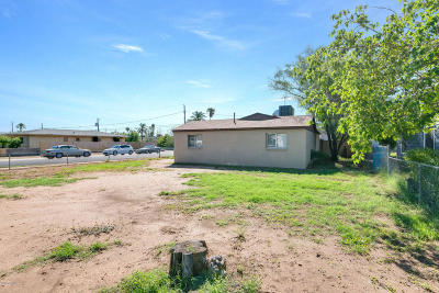 Phoenix Single Family Home For Sale: 2401 W Coolidge Street