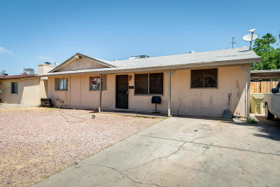 Glendale Single Family Home For Sale: 4418 W Caron Street