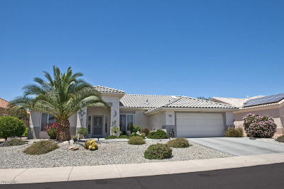 Sun City Single Family Home For Sale: 22902 N Las Vegas Drive