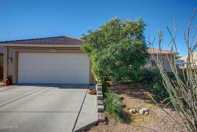 Apache Junction Single Family Home UCB (Under Contract-Backups): 265 E 13th Avenue