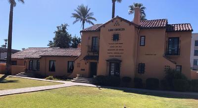 Phoenix Single Family Home For Sale: 125 E Coronado Road