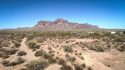 Apache Junction Residential Lots & Land For Sale: N Starr Road