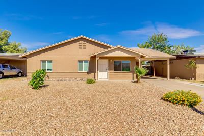 Phoenix Single Family Home For Sale: 18221 N 34th Drive