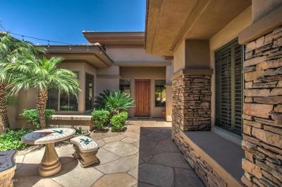 Scottsdale Single Family Home For Sale: 7702 E Visao Drive