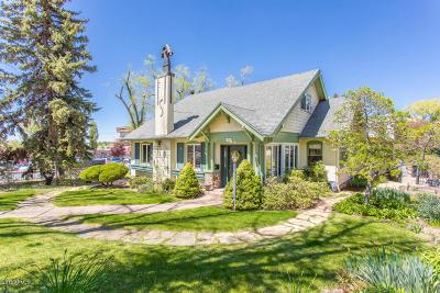 Flagstaff Single Family Home For Sale: 303 N Verde Street
