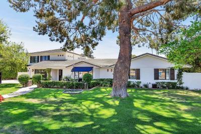 Phoenix Single Family Home For Sale: 5847 E Calle Tuberia