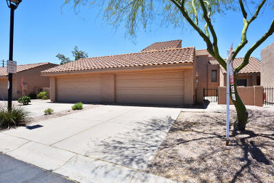 Tempe Condo/Townhouse For Sale: 1642 N El Camino Drive