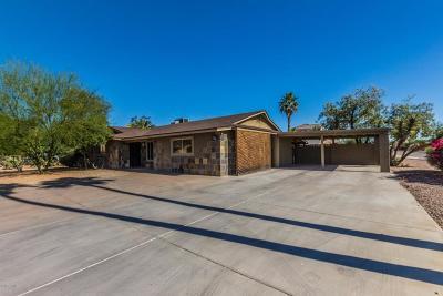 Single Family Home For Sale: 8403 E Clarendon Avenue