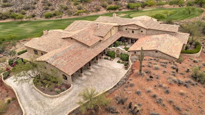 Fountain Hills Single Family Home For Sale: 16117 E Shooting Star Trail