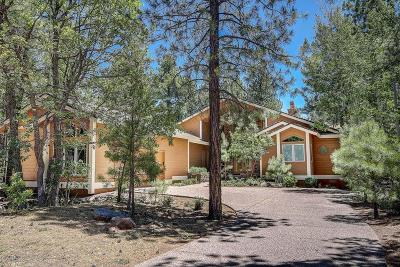 Flagstaff Single Family Home For Sale: 3948 Griffiths Spring