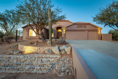 Scottsdale Single Family Home For Sale: 8310 E Rowel Road
