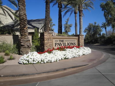 Scottsdale Condo/Townhouse UCB (Under Contract-Backups): 7272 E Gainey Ranch Road #63