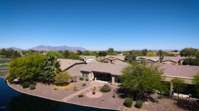 Maricopa Single Family Home For Sale: 42593 W Abbey Road