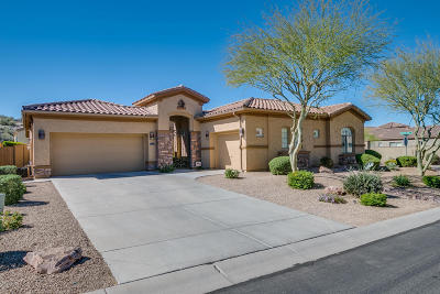 Gold Canyon Single Family Home For Sale: 8531 E Twisted Leaf Drive