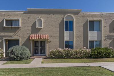 Scottsdale Condo/Townhouse For Sale: 8304 E Chaparral Road