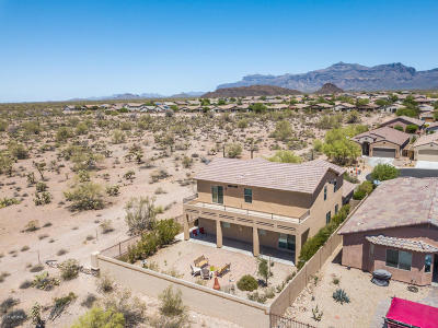 Gold Canyon AZ Single Family Home For Sale: $324,900
