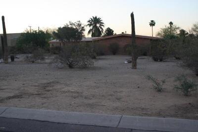 Phoenix Single Family Home For Sale: 4614 E Clinton Street