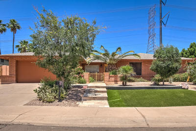 Chandler Single Family Home For Sale: 2600 W Summit Place
