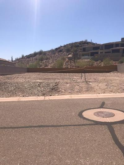 Paradise Valley Residential Lots & Land For Sale: 6650 N 39th Way