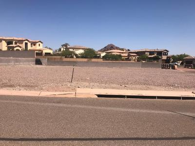 Paradise Valley Residential Lots & Land For Sale: 6555 N 39th Way