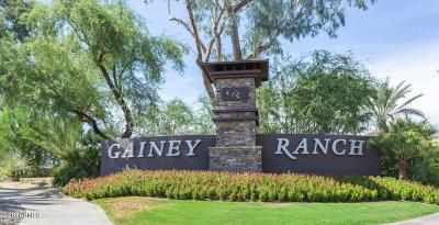 Scottsdale Condo/Townhouse For Sale: 7272 E Gainey Ranch Road #84