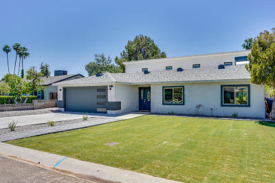 Phoenix Single Family Home For Sale: 329 E Belmont Avenue