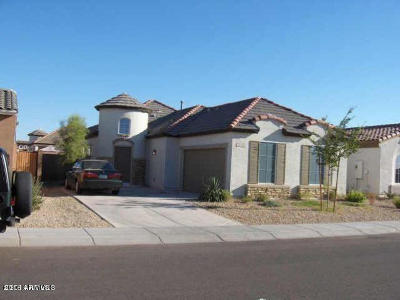 Surprise Rental For Rent: 14842 W Desert Hills Drive