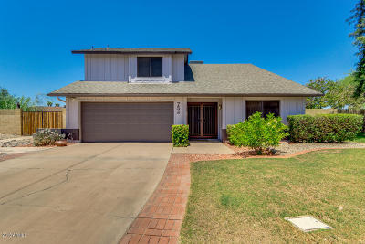 Mesa Single Family Home For Sale: 752 W Keating Circle
